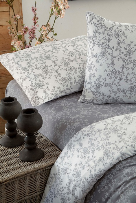JERSEY KNITTED PRINTED BED SETS